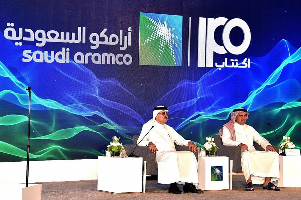 Sikap warga Saudi dalam tawaran saham Aramco