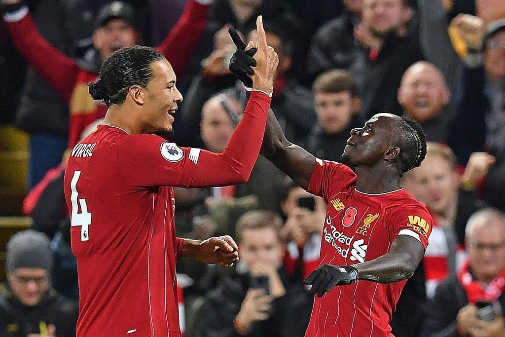 LIGA PERDANA ENGLAND Apakah Liverpool mampu juarai EPL?