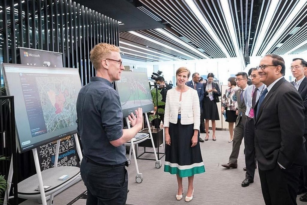 IMDA, Microsoft jalin kerjasama bangun ekosistem 5G
