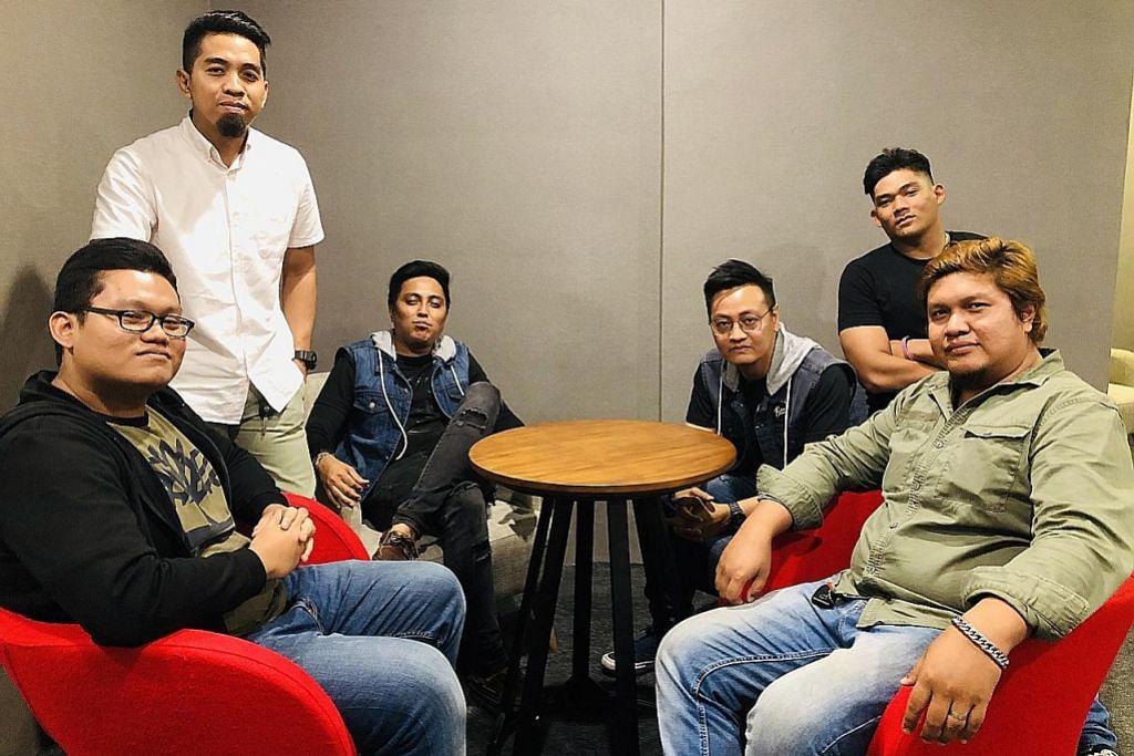 Southgate: Skuad England bagai satu keluarga - Muka 15 Band Amplified terima suntikan idea milenial