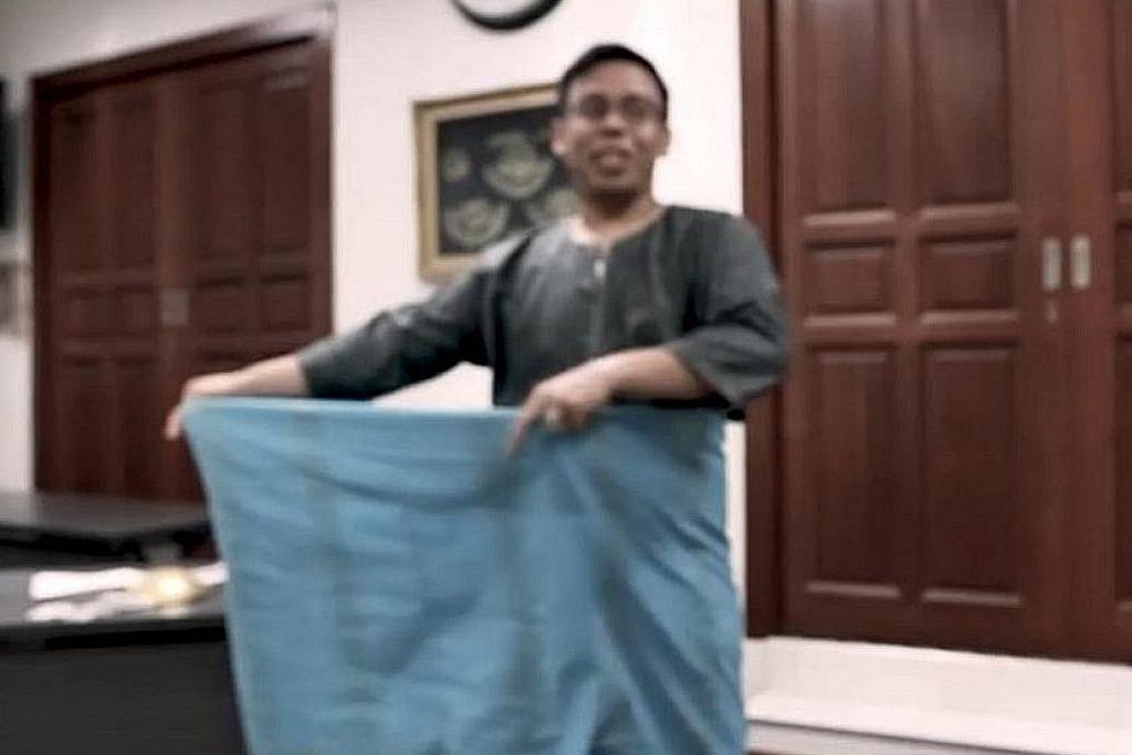 Anak muda giat hidupkan minat terhadap busana Melayu