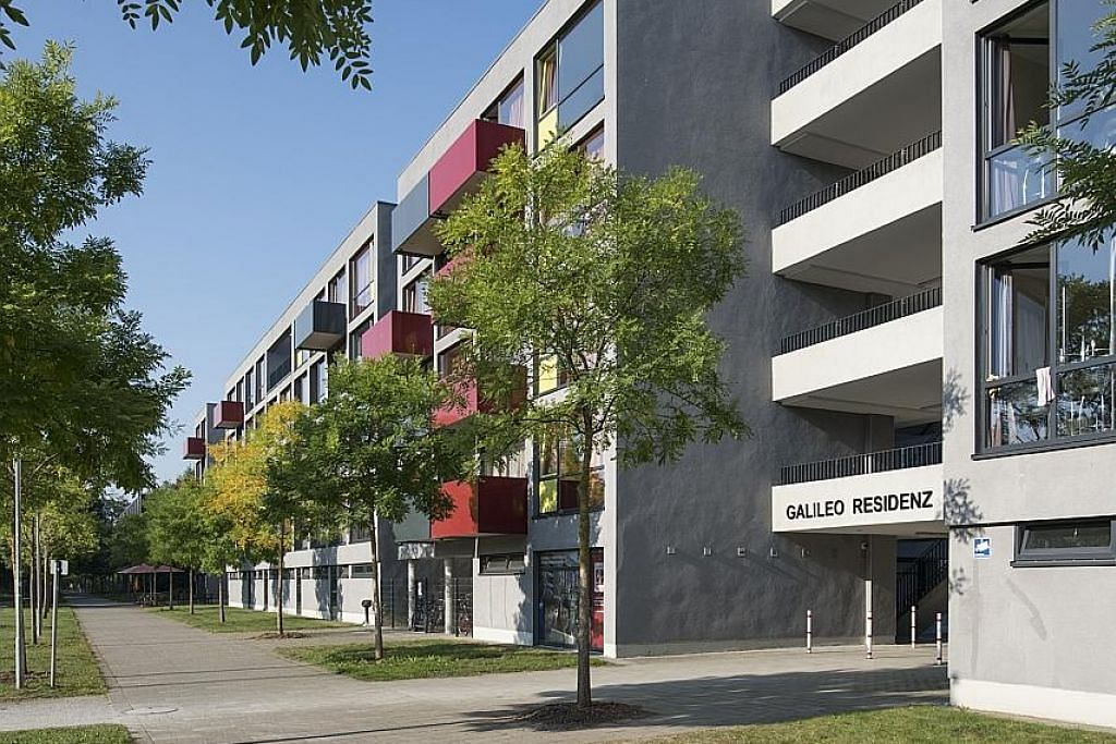 SPH beli penginapan pelajar bernilai 15.6 juta euro di Jerman