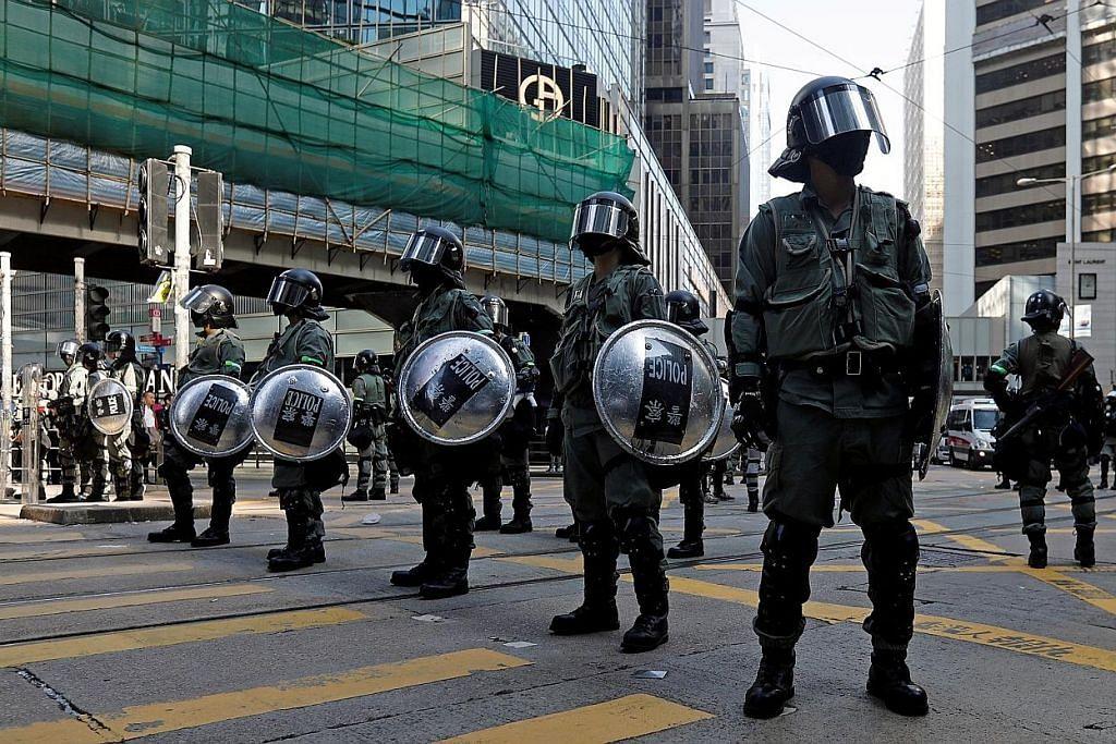 Presiden Xi: Usaha hentikan keganasan tugas mendesak bagi HK