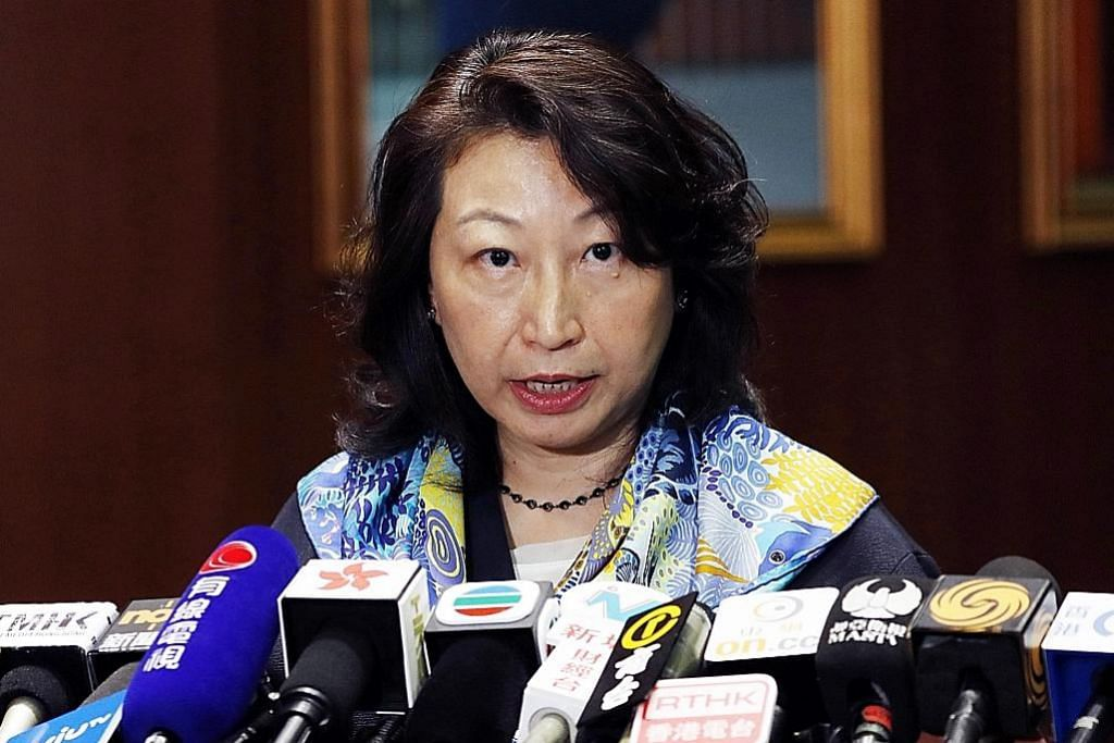 China, HK kutuk serangan ke atas Setiausaha Kehakiman di London