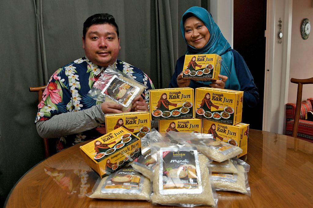 Pes segera pelbagai sajian semakin popular