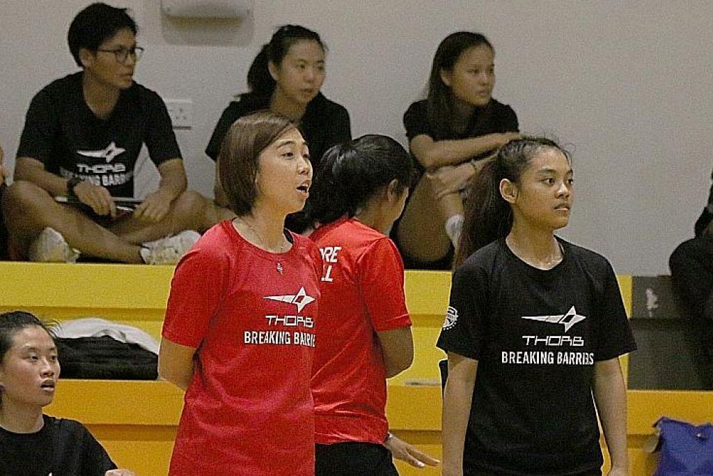 Cabaran besar menanti pasukan floorball wanita negara