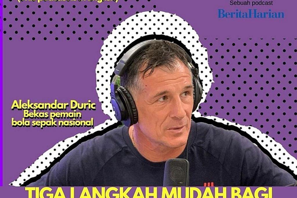 Aleksandar Duric 'pelik' anak belum sedia baca