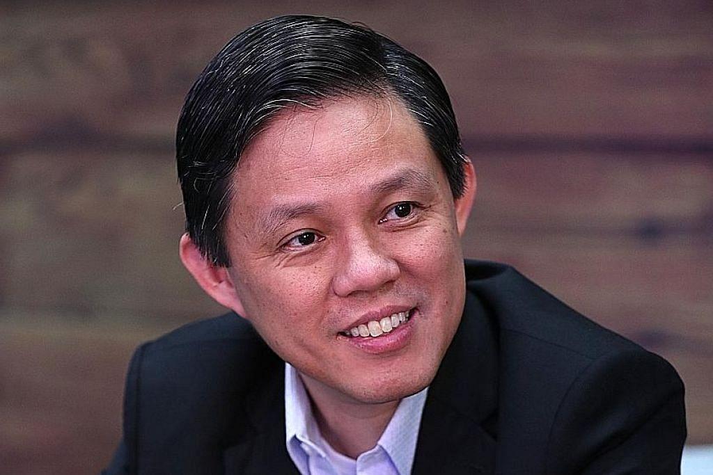 Dialog, bukan keganasan harus jadi cara S'pura: Chun Sing