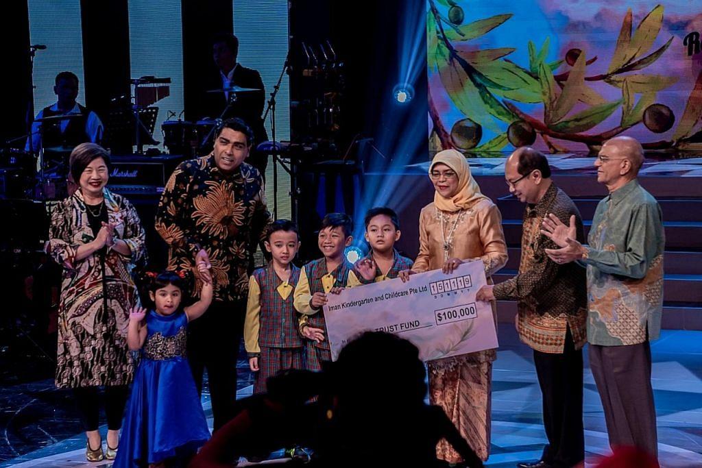 Projek amal 'Sinaran Hati' kumpul lebih $1.1 juta untuk TAA