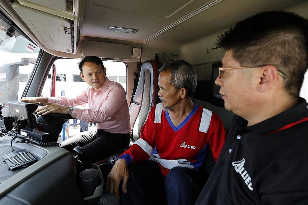 Bilangan kematian dek kemalangan kenderaan di tempat kerja semakin rendah: Zaqy