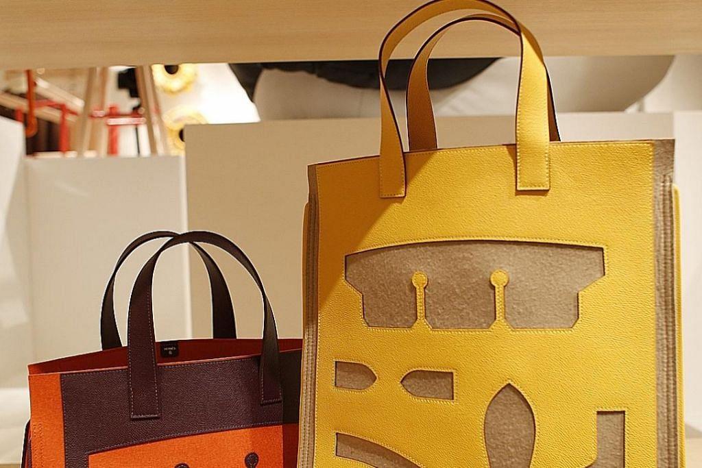 Produk hasil kitar semula disambut baik pencinta fesyen