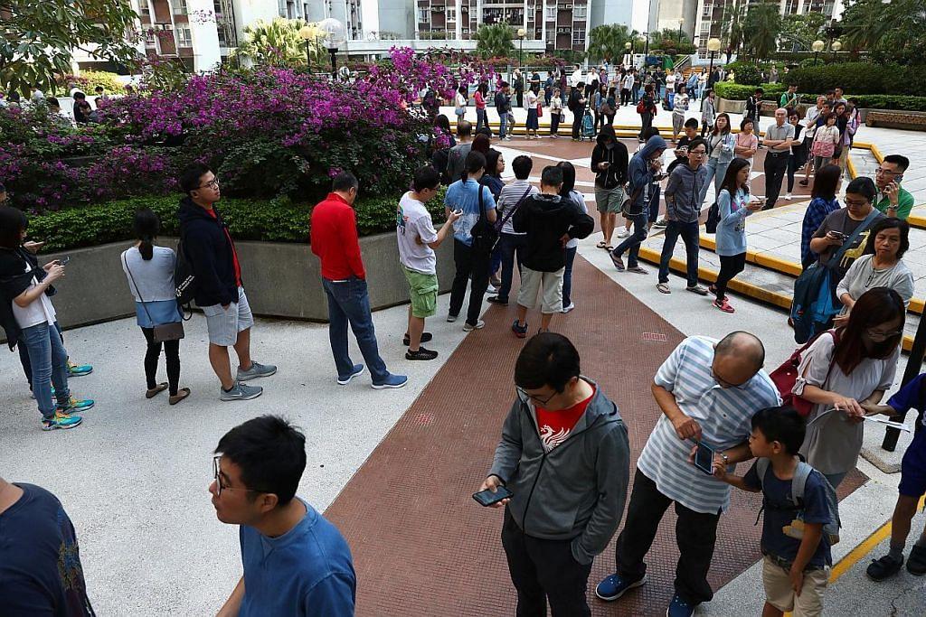 Rekod jumlah pengundi pilih wakil majlis daerah Hong Kong
