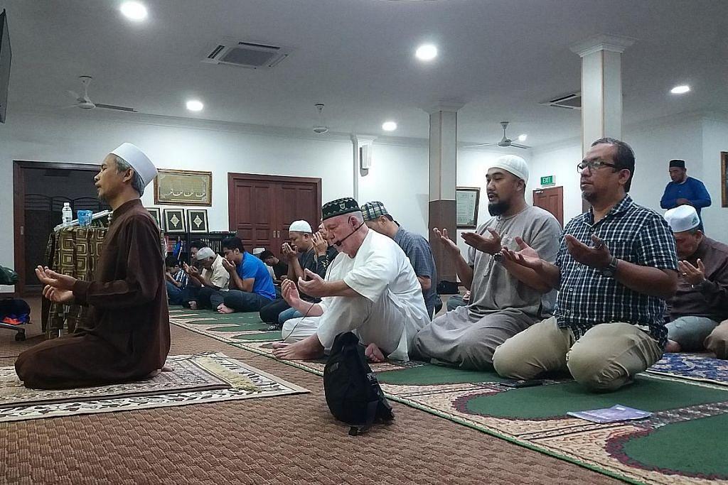 Mat salih tidak kekok laung azan di masjid