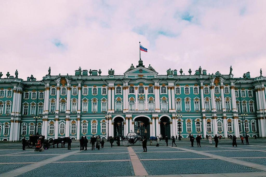 Sebulan teroka rahsia Russia