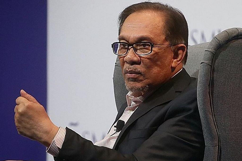 Anwar tiada niat terima jawatan Kabinet M'sia andai ada rombakan