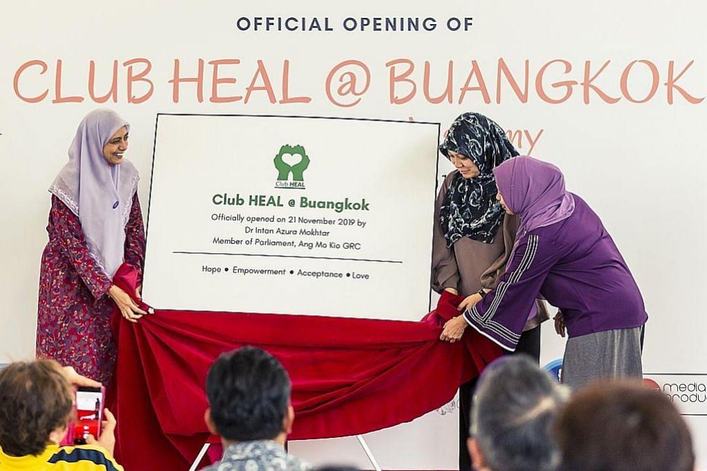 Kelab Heal buka cawangan di Buangkok