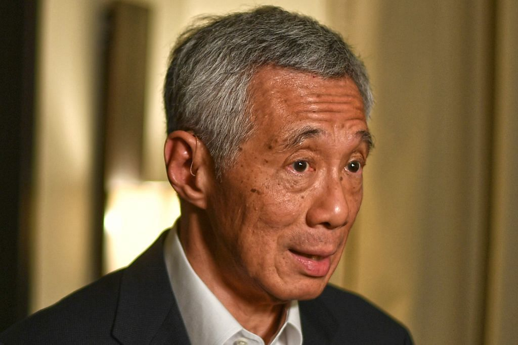 PM Lee: Penting untuk lindungi data, kerahsiaan individu