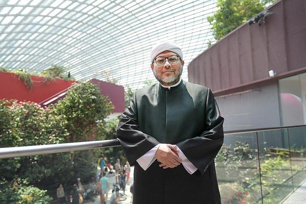 Ustaz Hasbi: Lakukan iktikaf cari keredaan, perlindungan