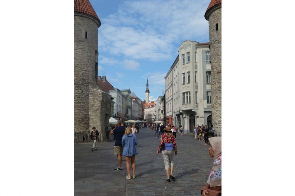KEMBARA Estonia kaya warisan menarik, unik