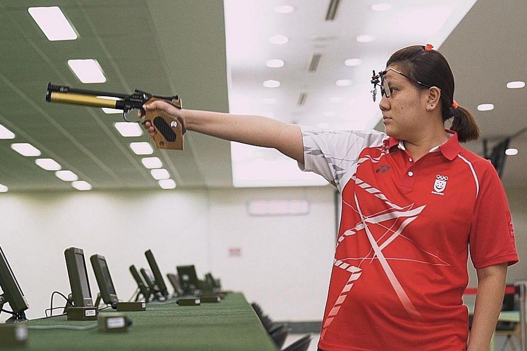 Teo azam rebut semula emas acara pistol
