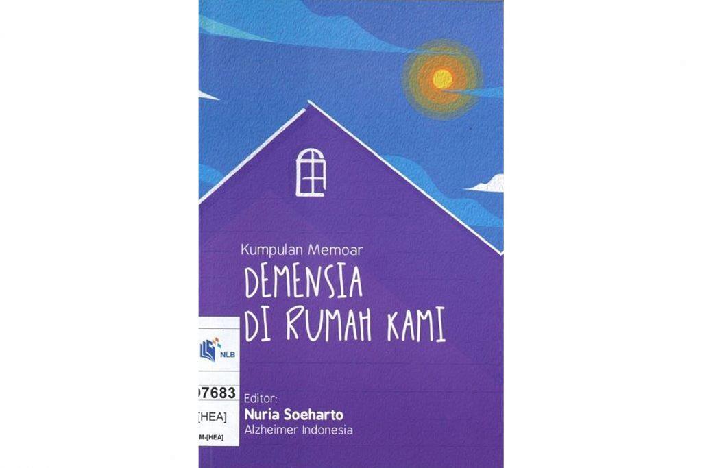 Buku kongsi tip penjaga pesakit demensia