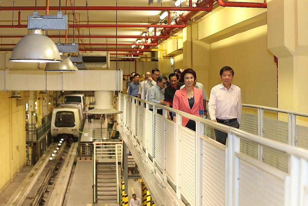 LRT Bukit Panjang mampu jadi lebih baik: Khaw
