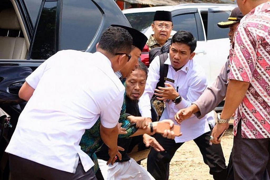 SERANGAN YANG PERNAH BERLAKU DI INDONESIA