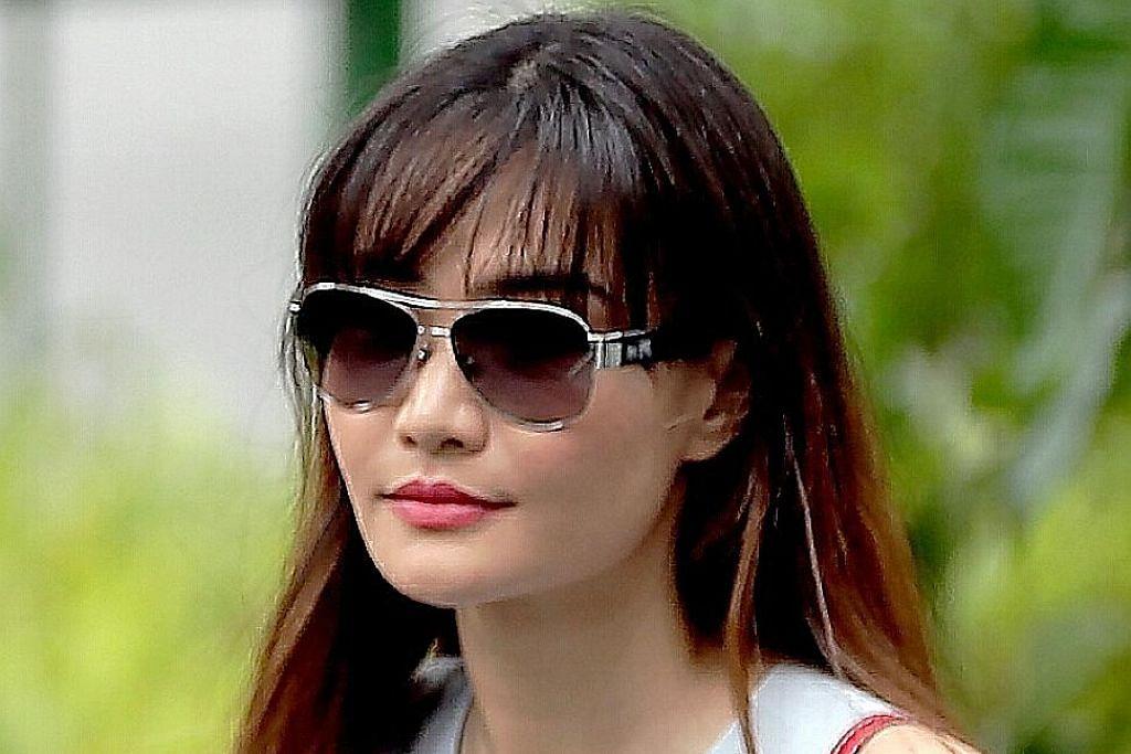 Pelakon, model disaman $5,000 guna kata kesat ke atas polis, pegawai SMRT
