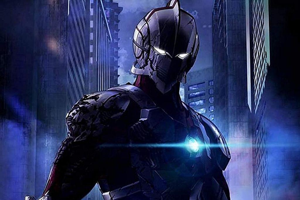 Ultraman. - Foto NETFLIX