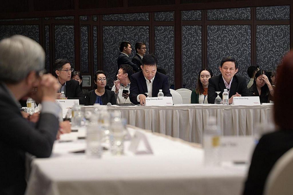 Skim SG Maju dipertingkat dengan lagi 18 syarikat