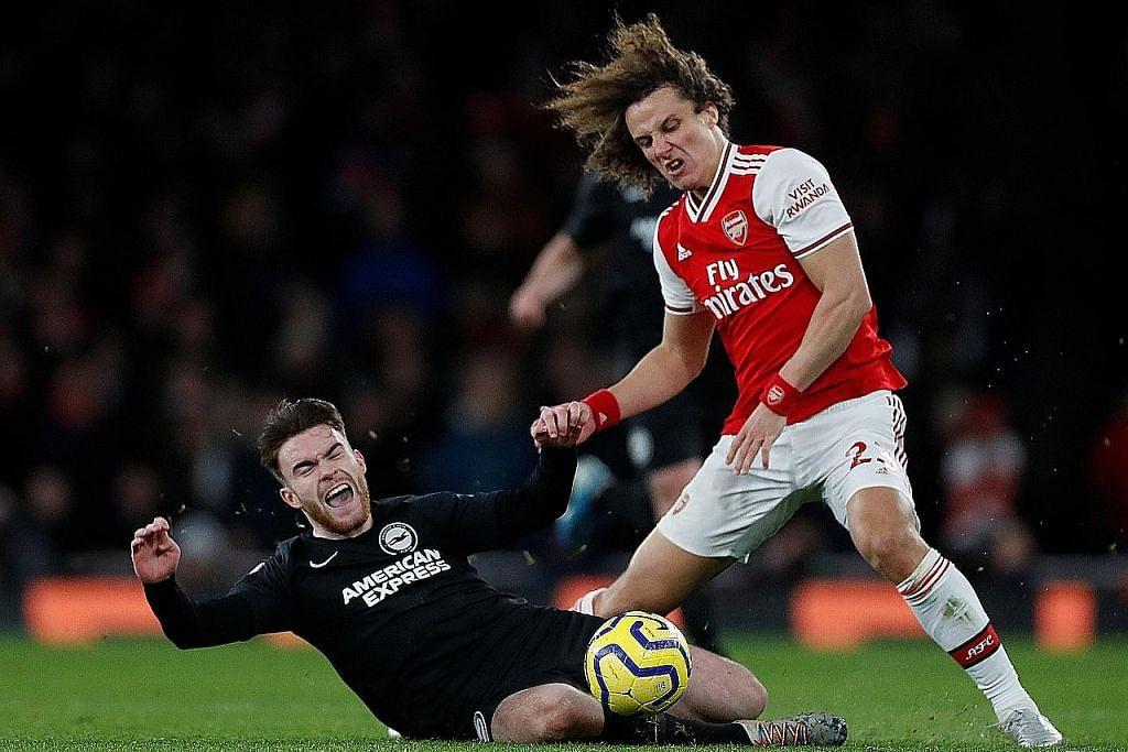 Pengurus baru tapi Arsenal terus malang