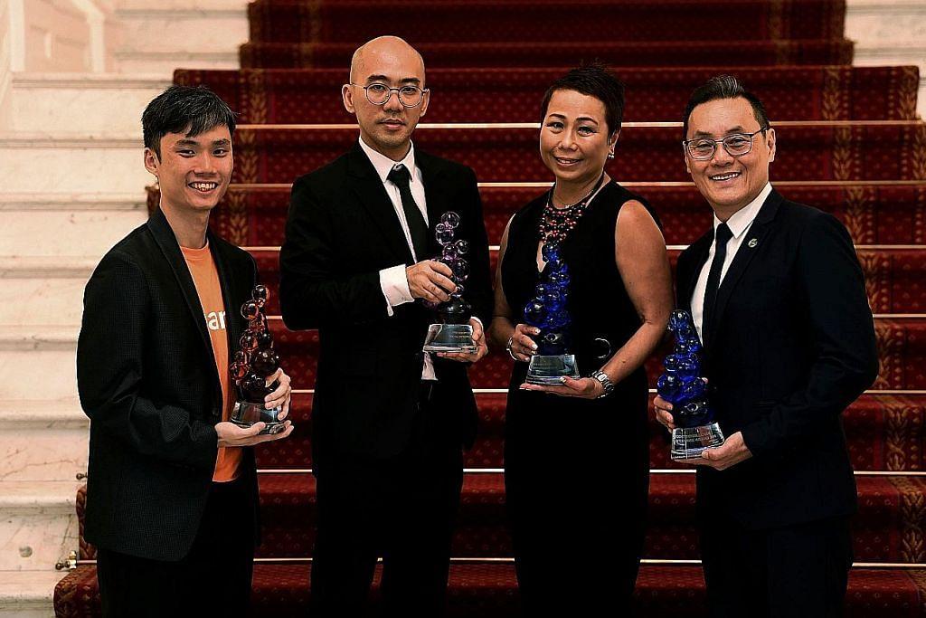 DBS menang anugerah sulung Juara Perusahaan Sosial