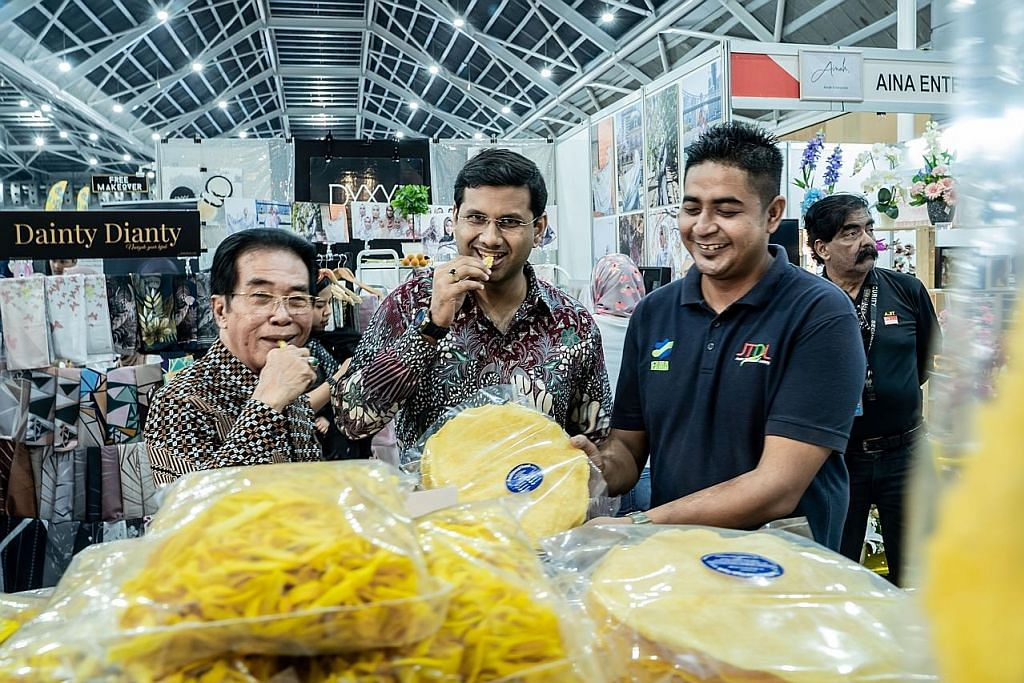 Sekitar 50,000 dijangka kunjungi ekspo halal