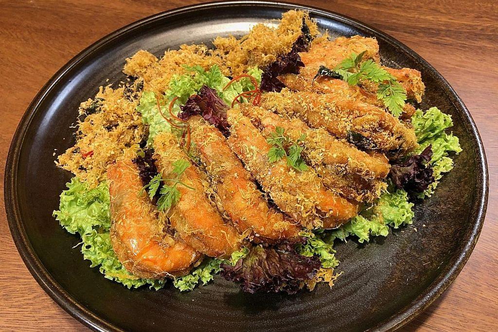 Restoran Four Seasons Durian sajikan aneka selera Asia Tenggara