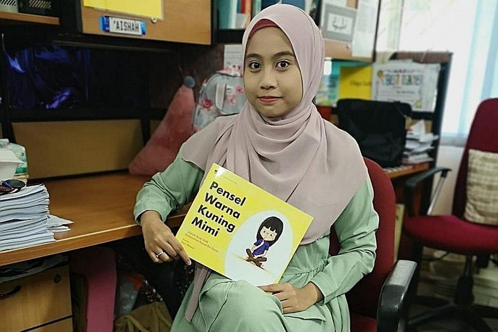 Tambah bank kosa kata kanak-kanak antara tujuan hasilkan buku