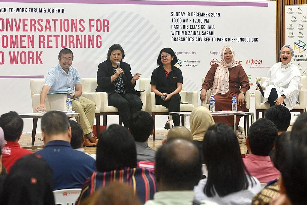 Banyak peluang bagi kaum Hawa sertai semula alam pekerjaan