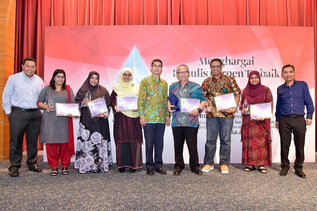 Perluas wadah garap penggunaan bahasa Melayu