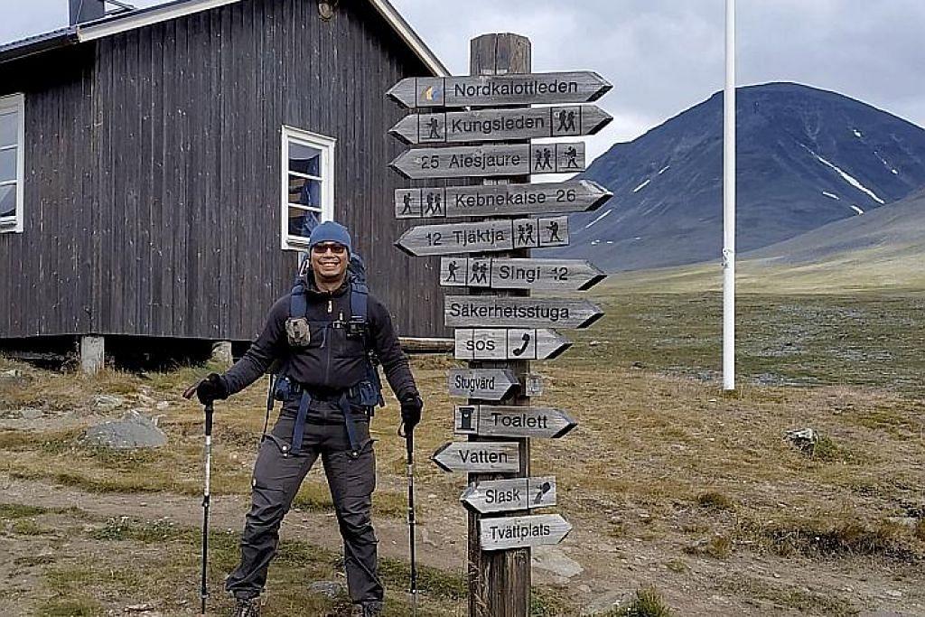 'Kaki camping' ingin sertai ekspedisi Artik