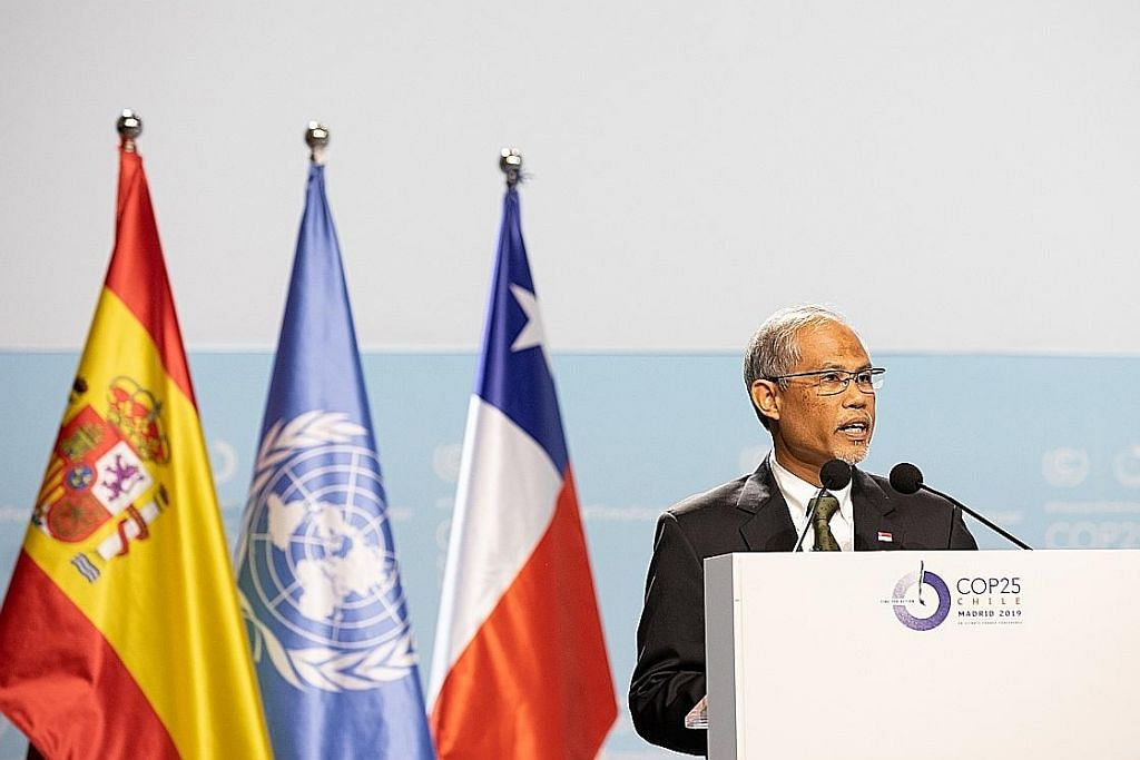 Negara dunia perlu perkukuh perpaduan tangani perubahan iklim