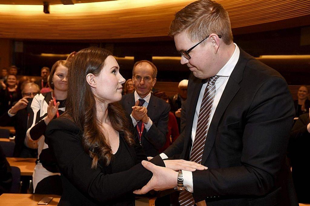Perdana Menteri wanita termuda Finland pecah tembok jantina, usia