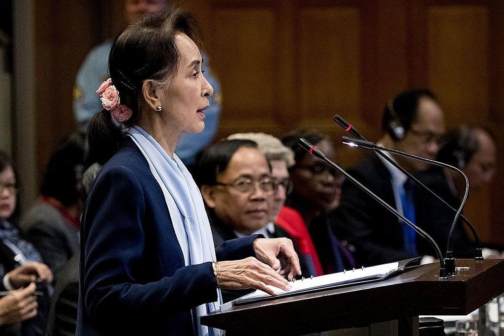 Suu Kyi nafi niat hapus masyarakat Rohingya