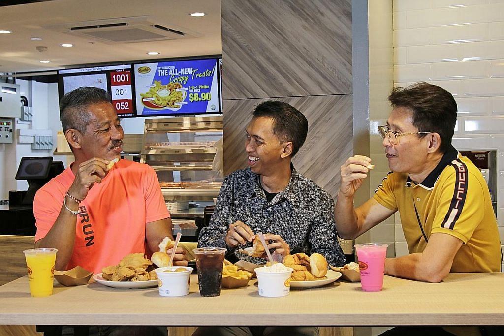 Tampines West CC ada satu lagi restoran halal