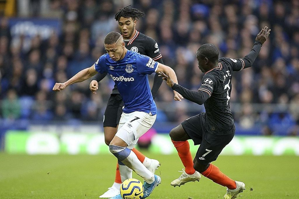 Man U semakin yakin, Everton kembali pulih