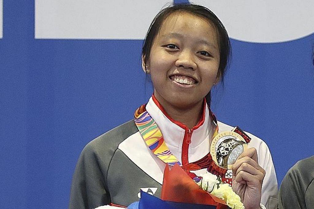 Syabas Zheng Wen! Syabas barisan atlit muda harumkan SG di Sukan SEA