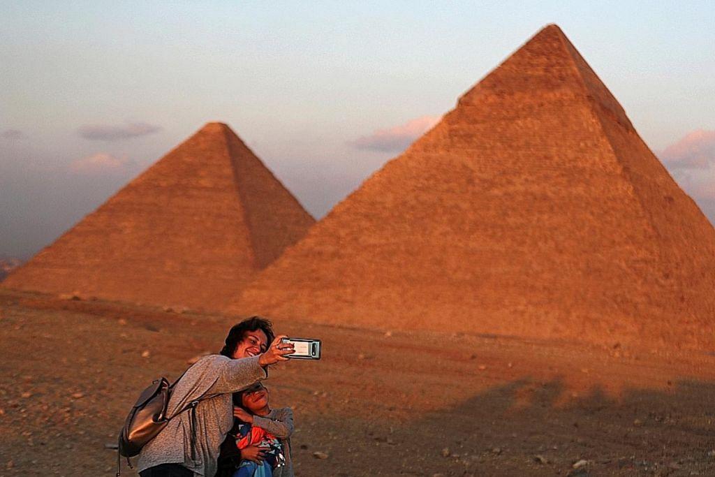Mesir pergiat usaha kembangkan sektor pelancongan