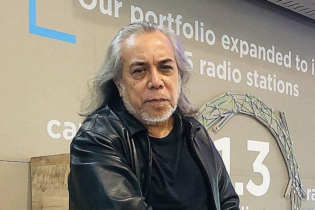 BUAL LEGENDA Papa Rok kongsi misi beri inspirasi dalam lagu