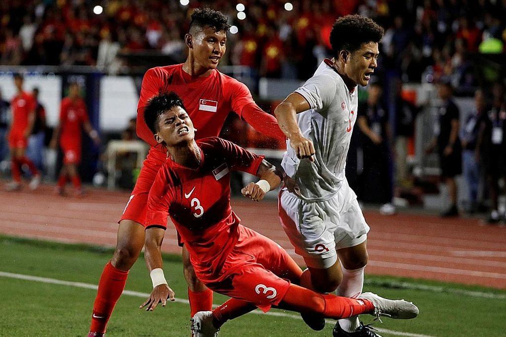 Bola sepak, atletik perlu 'matang' jika ingin kejayaan