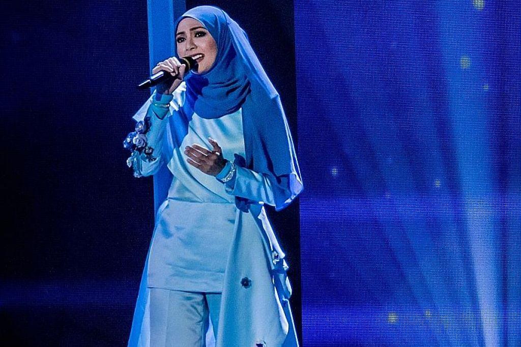 Ezah dapat 'tempias' kepopularan pasangan duet Khai Bahar dari Malaysia