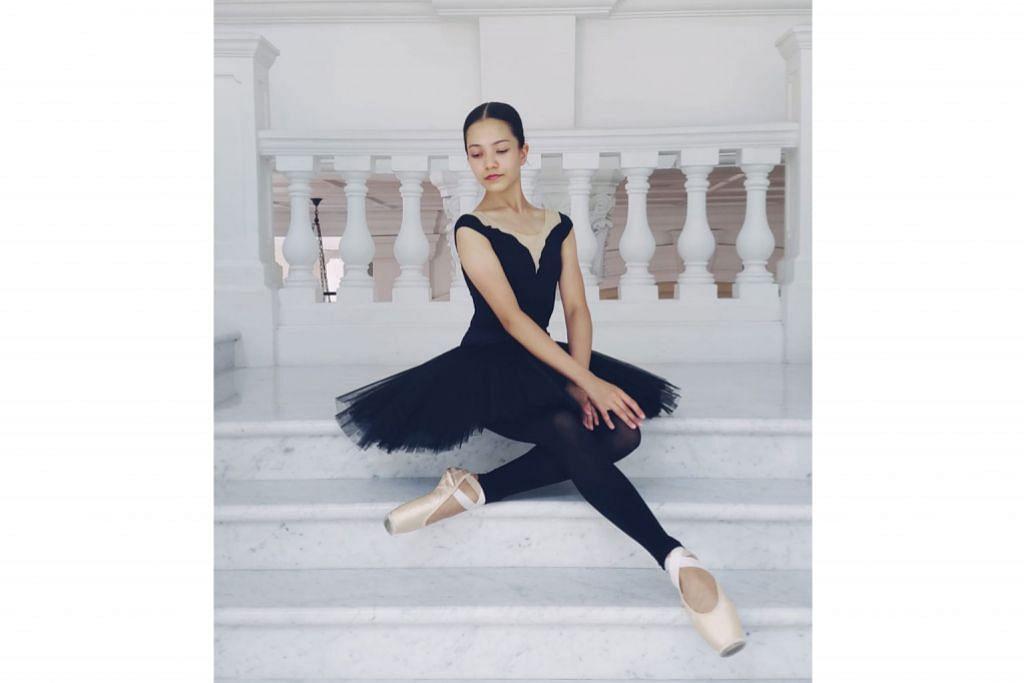 Pelajar Sota sertai uji bakat akademi balet terkemuka Russia