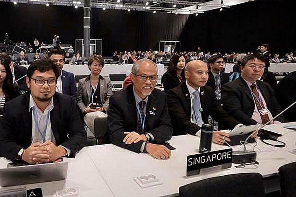 Persidangan iklim PBB gagal capai kata sepakat; namun jaya tingkat pemahaman INTI PERBINCANGAN